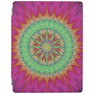 Mandala symbol iPad cover
