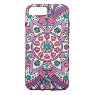 Mandala Tiga Original Purple iPhone 8 Plus/7 Plus Case