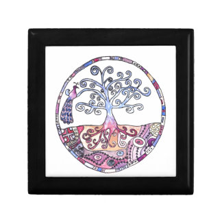 Mandala - Tree of Life in Paradise Gift Box