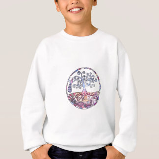 Mandala - Tree of Life in Paradise Sweatshirt