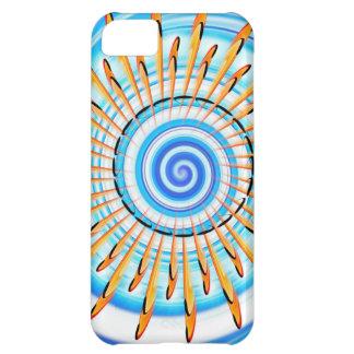 Mandala Waterwave iPhone 5C Case