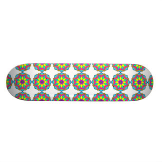 Mandalas 20.6 Cm Skateboard Deck