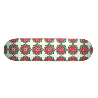 Mandalas 21.6 Cm Old School Skateboard Deck