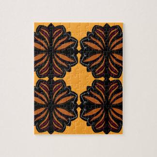 Mandalas Ethno hand painted Jigsaw Puzzle