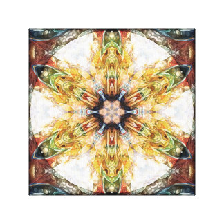 Mandalas for Times of Transition 17 Wrapped Canvas