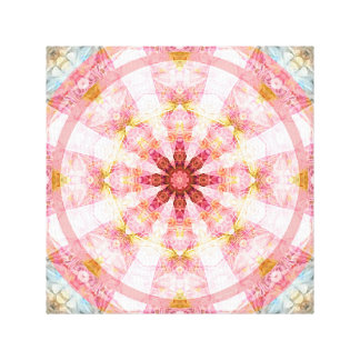 Mandalas for Times of Transition 18 Wrapped Canvas Canvas Prints