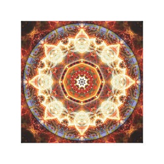Mandalas for Times of Transition 19 Wrapped Canvas Gallery Wrapped Canvas