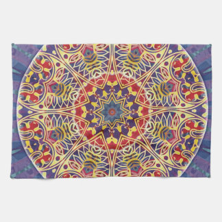 Mandalas for Times of Transition 21 Gifts Kitchen Towel