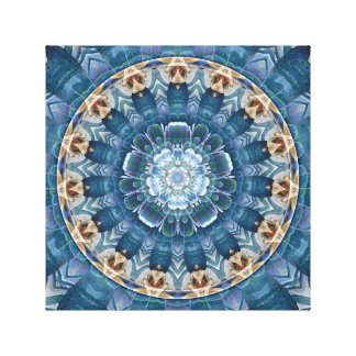 Mandalas for Times of Transition 2 Wrapped Canvas