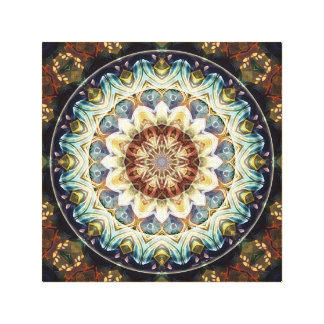 Mandalas for Times of Transition 9 Wrapped Canvas