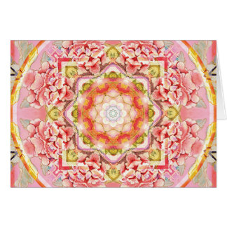 Mandalas from the Heart of Change 11, Card