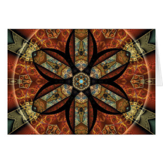 Mandalas from the Heart of Change 12, Card