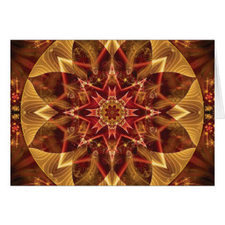 Mandalas from the Heart of Change 15, Card