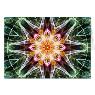 Mandalas from the Heart of Change 5, Card