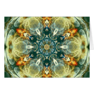 Mandalas from the Heart of Change 6, Card