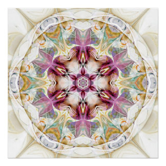 Mandalas from the Heart of Change 7 Poster