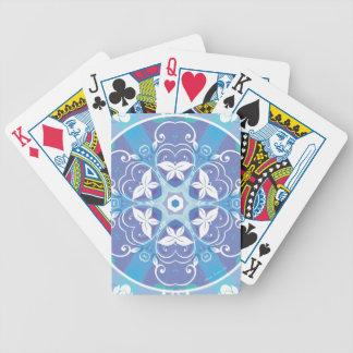 Mandalas from the Heart of Freedom 10 Gifts Bicycle Playing Cards
