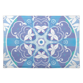 Mandalas from the Heart of Freedom 10 Gifts Placemat