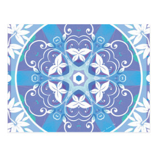 Mandalas from the Heart of Freedom 10 Postcard