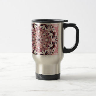 Mandalas from the Heart of Freedom 11 Gifts Travel Mug