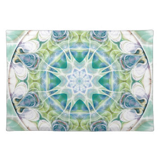 Mandalas from the Heart of Freedom 12 Gifts Placemat