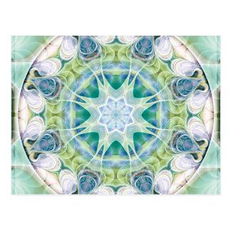 Mandalas from the Heart of Freedom 12 Postcard