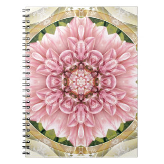Mandalas from the Heart of Freedom 13 Gifts Spiral Notebook