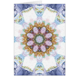 Mandalas from the Heart of Freedom 14 Card