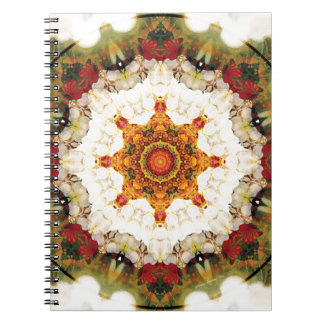 Mandalas from the Heart of Freedom 16 Gifts Notebook