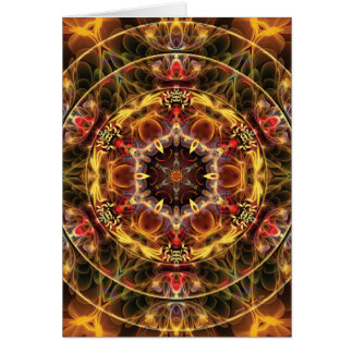 Mandalas from the Heart of Freedom 17 Card