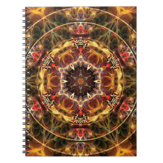 Mandalas from the Heart of Freedom 17 Gifts Notebook