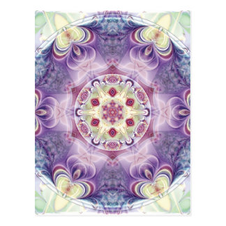 Mandalas from the Heart of Freedom 18 Postcard
