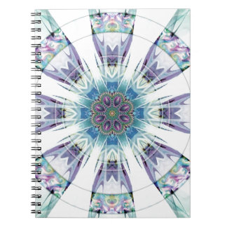 Mandalas from the Heart of Freedom 19 Gifts Spiral Notebook