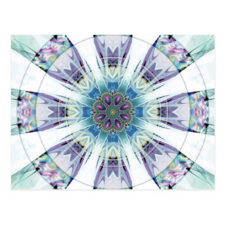 Mandalas from the Heart of Freedom 19 Postcard