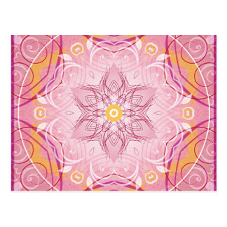 Mandalas from the Heart of Freedom 1 Postcard