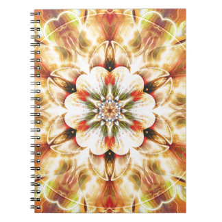 Mandalas from the Heart of Freedom 20 Gifts Spiral Notebook
