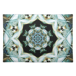 Mandalas from the Heart of Freedom 21 Gifts Placemat