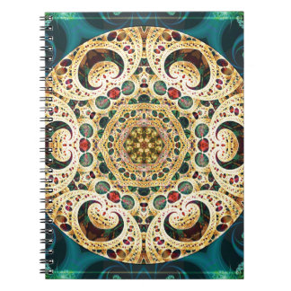 Mandalas from the Heart of Freedom 22 Gifts Notebooks