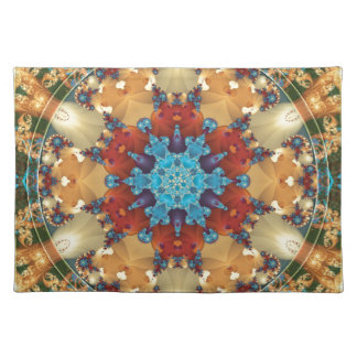 Mandalas from the Heart of Freedom 23 Gifts Placemat