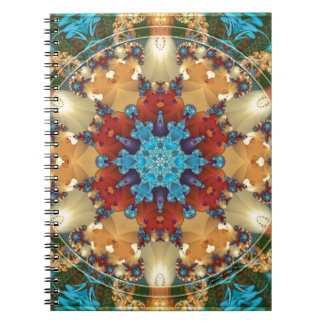 Mandalas from the Heart of Freedom 23 Gifts Spiral Notebooks