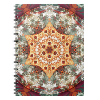 Mandalas from the Heart of Freedom 24 Gifts Notebooks