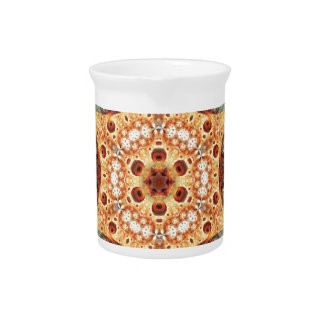 Mandalas from the Heart of Freedom 24 Gifts Pitcher