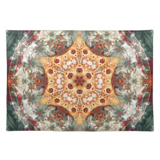 Mandalas from the Heart of Freedom 24 Gifts Placemat