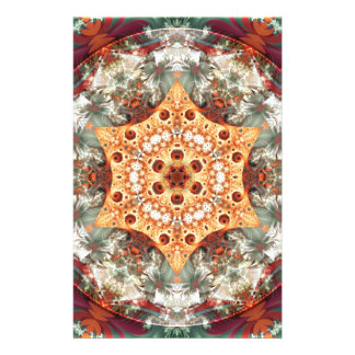 Mandalas from the Heart of Freedom 24 Gifts Stationery