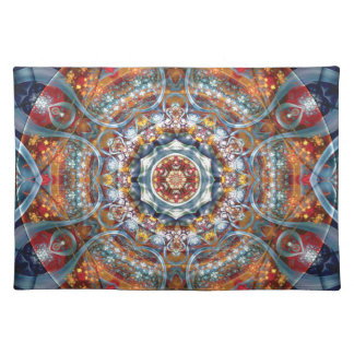 Mandalas from the Heart of Freedom 25 Gifts Placemat