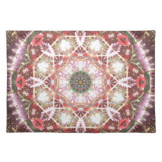 Mandalas from the Heart of Freedom 26 Gifts Placemat