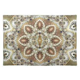 Mandalas from the Heart of Freedom 27 Gifts Placemat
