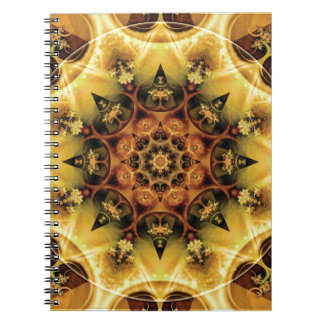 Mandalas from the Heart of Freedom 28 Gifts Spiral Notebook