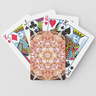 Mandalas from the Heart of Freedom 2 Gifts Bicycle Playing Cards