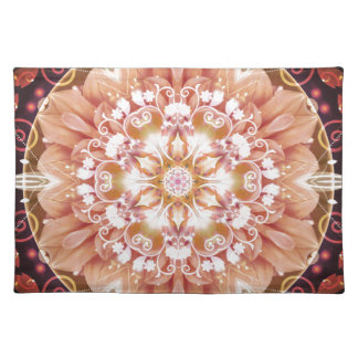 Mandalas from the Heart of Freedom 2 Gifts Placemat
